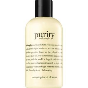 New Philosophy Purity Made Simple 3-in-1 Cleanser